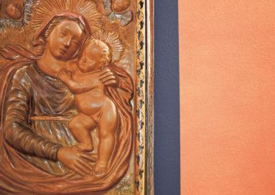 Dettaglio Vergine Maria